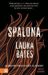 okładka Spalona, Ebook | Bates Laura