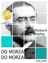 okładka Od morza do morza, Ebook | Rudyard Kipling
