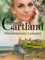 okładka Nieustraszony Lampart - Ponadczasowe historie miłosne Barbary Cartland, Ebook   Cartland Barbara