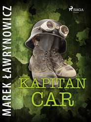 okładka Kapitan Car, Ebook | Marek Ławrynowicz