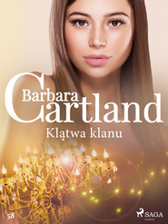 okładka Klątwa klanu - Ponadczasowe historie miłosne Barbary Cartland, Ebook   Cartland Barbara