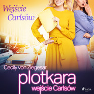 okładka Plotkara: Wejście Carlsów, Audiobook | Cecily von Ziegesar