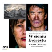 okładka W cieniu Everestu, Audiobook | Magda  Lassota