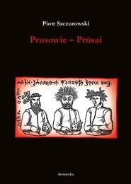 okładka Prusowie, Książka | Szczurowski Piotr