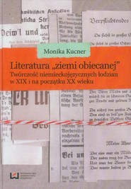 okładka Literatura ziemi obiecanej, Ebook   Monika Kucner