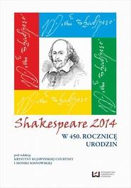okładka Shakespeare 2014, Ebook | NULL