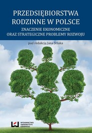 okładka Przedsiębiorstwa rodzinne w Polsce, Ebook | NULL