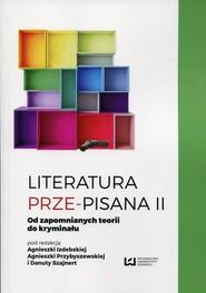 okładka Literatura prze-pisana II, Ebook   NULL