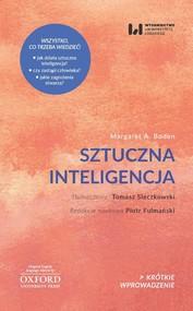 okładka Sztuczna inteligencja, Ebook   Margaret A., Boden