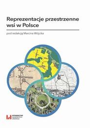 okładka Reprezentacje przestrzenne wsi w Polsce, Ebook | NULL