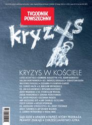 okładka Tygodnik Powszechny - Wydanie Specjalne Kryzys w Kościele. , Ebook | Opracowanie zbiorowe
