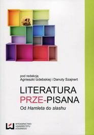 okładka Literatura prze-pisana, Ebook   NULL