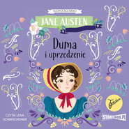 okładka Klasyka dla dzieci. Duma i uprzedzenie, Audiobook | Jane Austen