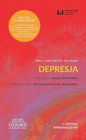 okładka Depresja, Ebook | Mary Jane Tacchi