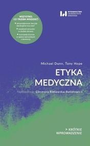 okładka Etyka medyczna, Ebook | Tony Hope, Michael Dunn