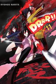 okładka Durarara!! 11, Książka | Ryohgo Narita, Suzuhito Yasuda