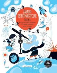 okładka Zagadki detektywistyczne Nauka, Książka | Victor Escandell, Ana Gallo