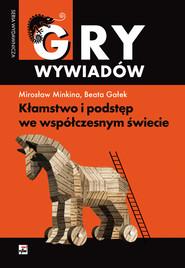 okładka Kłamstwo i podstęp we współczesnym świecie, Książka | Minkina Mirosław, Beata Gałek