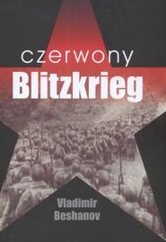 okładka Czerwony Blitzkrieg, Książka | Beshanov Vladimir