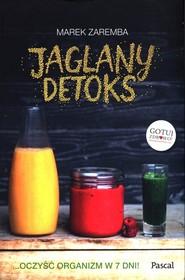 okładka Jaglany Detoks, Książka | Marek Zaremba