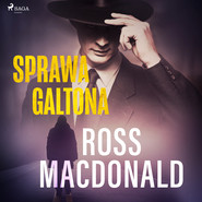okładka Sprawa Galtona, Audiobook | Ross Macdonald