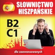 okładka Słownictwo Hiszpańskie B2, C1, Audiobook | Dvoracek Tomas