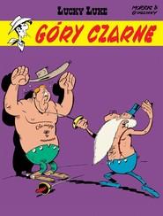 okładka Lucky Luke Góry Czarne, Książka | René Goscinny, Morris