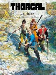 okładka Thorgal Ja Jolan, Książka | Yves Sente