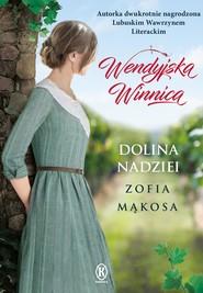 okładka Dolina nadziei, Ebook | Zofia Mąkosa