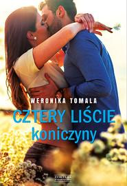 okładka Cztery liście koniczyny, Ebook | Tomala Weronika