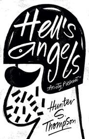 okładka Hell's Angels, Anioły Piekieł, Ebook | Hunter S. Thompson