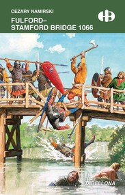 okładka Fulford - Stamford Bridge 1066, Książka | Namirski Cezary
