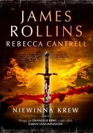 okładka Niewinna krew. , Ebook | James Rollins