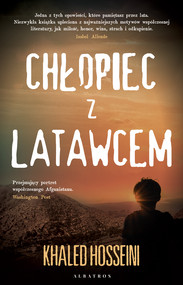 okładka Chłopiec z latawcem, Ebook | Khaled Hosseini