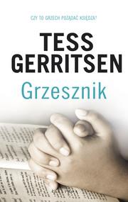 okładka Grzesznik, Ebook | Tess Gerritsen