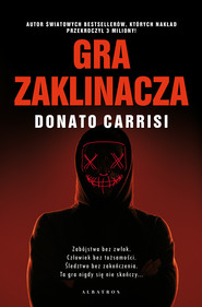 okładka GRA ZAKLINACZA, Ebook | Donato Carrisi