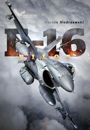 okładka Pilot F-16, Ebook | Marcin Modrzewski