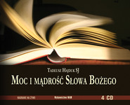 okładka Moc i mądrość Słowa Bożego, Audiobook | Tadeusz Hajduk SJ