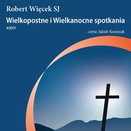 okładka Wielkopostne i wielkanocne spotkania, Audiobook   Robert Więcek SJ