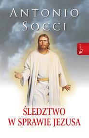okładka Śledztwo w sprawie Jezusa, Ebook | Antonio Socci