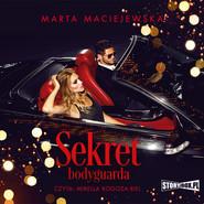 okładka Sekret bodyguarda, Audiobook | Marta Maciejewska