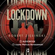 okładka Lockdown, Audiobook | Robert Ziębiński