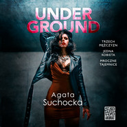 okładka Underground, Audiobook | Agata  Suchocka