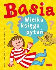okładka Basia. Wielka księga pytań, Ebook | Zofia Stanecka, Marianna Oklejak