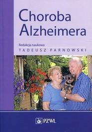 okładka Choroba Alzheimera, Książka | Parnowski Tadeusz
