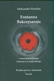 okładka Fontanna Bakczysaraju, Książka | Aleksander Puszkin