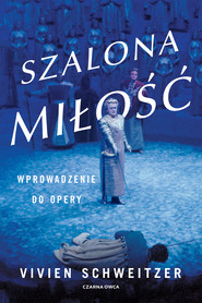 okładka Szalona miłość, Ebook | Vivien Schweitzer