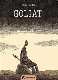 okładka Goliat, Książka | Gauld Tom