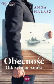 okładka Obecność Odczytując znaki, Książka | Anna Halasz