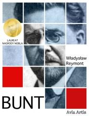 okładka Bunt, Ebook | Władysław Reymont